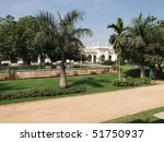 chowmahallah palace and formal... | Shutterstock . vector #51750937