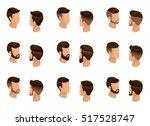 popular isometric qualitative... | Shutterstock .eps vector #517528747