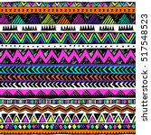 hand drawn vector design.... | Shutterstock .eps vector #517548523