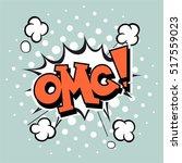 Comic Speech Bubble  Vector...
