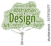 vector concept or conceptual... | Shutterstock .eps vector #517575277