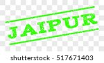 jaipur watermark stamp. text... | Shutterstock .eps vector #517671403