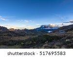 antisana volcano. national park ... | Shutterstock . vector #517695583