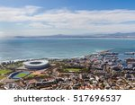 Sunny Day Overview Of Cape Tow...