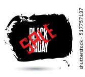 black friday sale handmade... | Shutterstock .eps vector #517757137