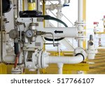 pressure control valve in oil... | Shutterstock . vector #517766107