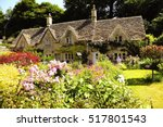 English Country Cottage In The...