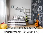 shot of a cozy music inspired... | Shutterstock . vector #517834177
