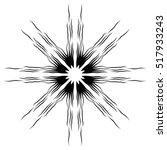 tattoo tribal vector design...   Shutterstock .eps vector #517933243