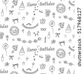 Birthday Doodle Pattern