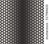triangular star shapes halftone ...   Shutterstock .eps vector #517984633