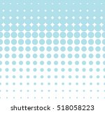 abstract geometric blue hipster ...   Shutterstock .eps vector #518058223