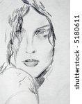 woman | Shutterstock . vector #5180611