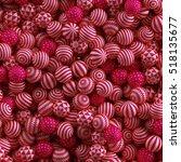 3d render  digital illustration ... | Shutterstock . vector #518135677