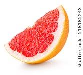 Grapefruit Slice   Cut Of...