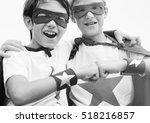 Superheroes Boys Friends...