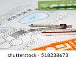 landscape architect designs... | Shutterstock . vector #518238673