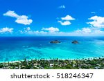 Lanikai Beach As Seen From...