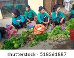 hoang su phi  ha giang province ... | Shutterstock . vector #518261887