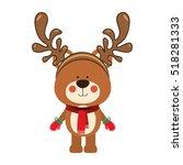 christmas icon image    Shutterstock .eps vector #518281333