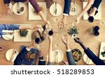 food catering cuisine culinary...   Shutterstock . vector #518289853