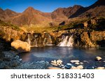 Fairy Pools At Glenbrittle At...