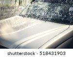 car wash | Shutterstock . vector #518431903