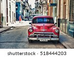 Havana  Cuba  Nov 9  2016  Old...