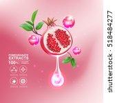 Pomegranate Collagen And Serum...