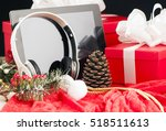 best christmas gifts idea | Shutterstock . vector #518511613