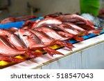 Fish Market Of Acapulco  Mexic...