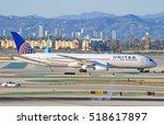 los angeles california   nov.... | Shutterstock . vector #518617897