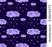 the pattern of clouds cloud... | Shutterstock .eps vector #518656573