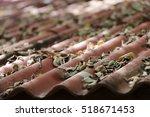 roof tiles | Shutterstock . vector #518671453