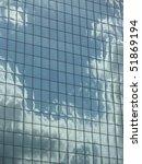 glass face | Shutterstock . vector #51869194