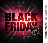 sale. black friday sale.  | Shutterstock .eps vector #518826727