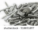 Set Of Screwdriver Bits  Torx...