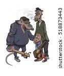 Rat's Mafia Against Cats  Rats...