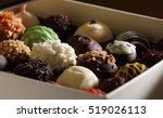 Chocolate Candy Box  ...
