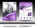 annual report brochure flyer... | Shutterstock .eps vector #519086677
