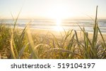beautiful sunrise over one of... | Shutterstock . vector #519104197