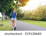 lifestyle of young woman... | Shutterstock . vector #519128683