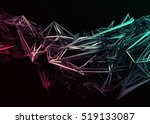 abstract 3d rendering of... | Shutterstock . vector #519133087