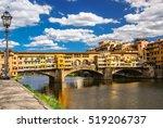 Ponte Vecchio The Famous Arch...