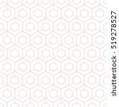 art deco seamless background. | Shutterstock .eps vector #519278527