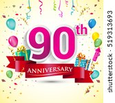 90th years anniversary...
