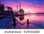 Amazing Sunrise At Ortakoy...