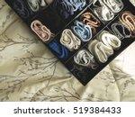 male underwear keep them neat... | Shutterstock . vector #519384433