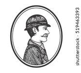 vector illustration of vintage...   Shutterstock .eps vector #519463393