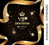Elegant Vip Invitation Card...